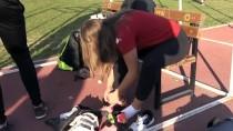 Tenis Topu Fırlatarak Başladığı Cirit Atmada Başarıya Doymuyor