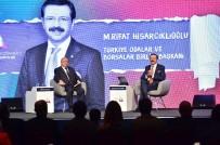 GENÇ GİRİŞİMCİLER - TOBB Başkanı Hisarcıklıoğlu Genç Girişimcilere Seslendi