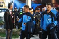Trabzonspor Kafilesi Malatya'da