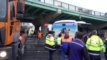 Tramvay Yolunda Kaza
