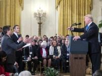 GİZLİ SERVİS - Trump İle Tartışan Muhabirin Beyaz Saray'a Girişi Yasaklandı