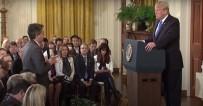 GİZLİ SERVİS - Trump'la Tartışan Muhabirin Beyaz Saray'a Girişi Yasaklandı