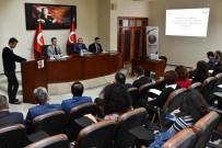 TUNCAY SONEL - Tunceli'de Uyuşturucu İle Mücadele Toplantısı