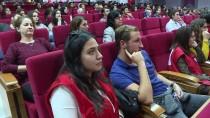 YARDIM MALZEMESİ - 'Türk Kızılayı Suriye'ye 42 Bin Tır Yardım Ulaştırdı'