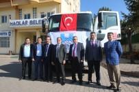 Türkiye Belediyeler Birliğinden Hacılar'a Hibe Desteği