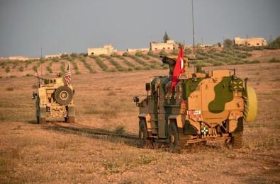 Türkiye Ve ABD Silahlı Kuvvetleri Münbiç'te Devriye Faaliyetlerinin İkincisini Gerçekleştirdi