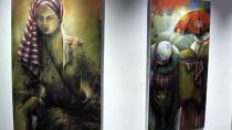 RESIM SERGISI - 'Tutku 2' Resim Sergisi Açıldı