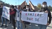 ÜLKÜ OCAKLARı - Üniversite Öğrencilerinden Lösemili Çocuklara Destek Yürüyüşü