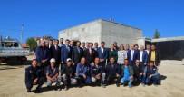 NURULLAH CAHAN - Uşak'a 50 Yıllık İhtiyaca Cevap Verecek Yeni Su Depo