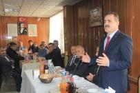 ERCIYES - Vali Akbıyık, Okul Müdürleriyle Bir Araya Geldi