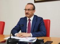 MURAT YILMAZ - Vali Yavuz'dan Kurum Müdürlerine Uyarı