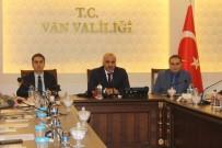 Vali Zorluoğlu Açıklaması 'Van, Eroin Yakalamada Türkiye'de Birinci Sırada'