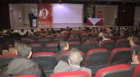 Van'da '2023 Eğitim Vizyonu' Tanıtım Toplantısı