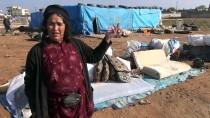 ŞİDDETLİ YAĞIŞ - Yağıştan Etkilenen Suriyelilere Yardım Eli