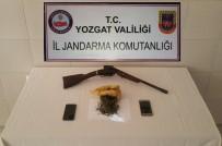 Yozgat'a Getirdiği Uyuşturucu Maddeyi Satamadan Yakalandı