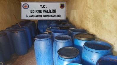 17 Bin Litre Kaçak İçki Ele Geçirildi
