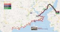 RAGIP GÜMÜŞPALA - 40'Incı İstanbul Maratonu Nedeniyle Bazı Yollar Trafiğe Kapatılacak