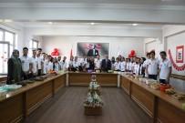 Afrin'deki Öğrenciler İçin Kermes Düzenlediler