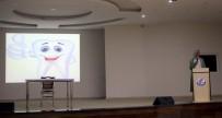 SAĞLIĞI MERKEZİ - Ağız Ve Diş Sağlığı Merkezi Başhekimi İlkay Akün, Kardelen Koleji'nde Konferans Verdi