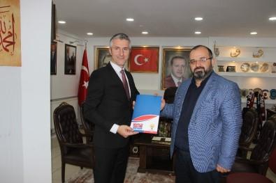 AK Parti'de İlk Aday Adayı Murat Caymaz Oldu