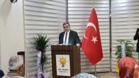 AK Parti Develi İlçe Yönetimi İlk Toplantısını Yaptı