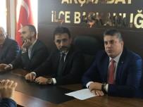 Akçaabat Belediye Başkanlığı İçin Murat Üçüncü, AK Parti'den Aday Adayı Olduğunu Açıkladı