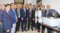 MUSTAFA ÜNAL - Akdeniz Üniversitesi'ne Son Teknoloji Cihaz