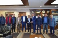 Alemdaroğlu Yeni Sanayi Sitesi Projesi İçin TTSO Başkanı Hacısalihoğlu'ndan Destek İstedi