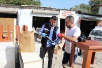 FETHULLAH GÜLEN - Antalya'da FETÖ Deposuna Baskın