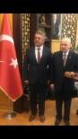 MUSTAFA AKSOY - Antalya İl Jandarma Eski Komutanı Emekli Kurmay Albay Yusuf Kelleli MHP'den Büyükşehir Aday Adayı