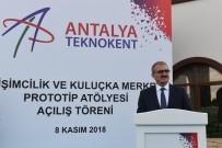 MÜNIR KARALOĞLU - Antalya Türkiye'nin Yazılım Merkezi Olmaya Aday