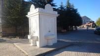 Aslanapa'da Osmanlı Ve Selçuklu Mimarisine Uygun Çeşmeler