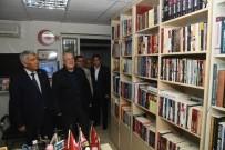 KÜTÜPHANE - Atatürk Gençliği'ne Atatürk Kütüphanesi Oluşturuluyor