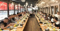KOÇAK - Atiker Konyaspor Yönetimi Ve Oyuncular Kahvaltıda Bir Araya Geldi