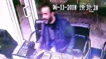 Bağış Kutusunu Çalan Şahıs Güvenlik Kamerasına Yakalandı