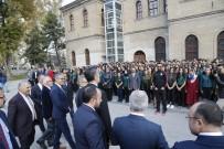 Bakan Selçuk Kayseri Lisesi Milli Mücadele Müzesini Ziyaret Etti