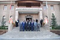 Bakan Yardımcısı Aksu'dan Muş Belediyesine Ziyaret
