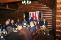 AKŞEHİR BELEDİYESİ - Başkan Akkaya'dan Akşehirspor İçin Ahde Vefa Yemeği