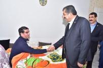 Başkan Atilla'dan Hastalara Ziyaret
