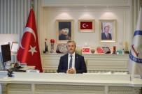 Belediye Başkanı Tahmazoğlu'ndan 10 Kasım Mesajı