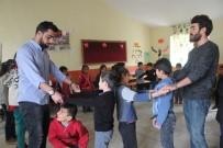 'Benim Yuvam' Ekibi Çocuklara Unutulmaz Bir Gün Yaşattı