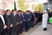 CENAZE NAMAZI - Bilecik Protokol Üyeleri Cenazede Buluştu