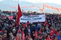 93 HARBİ - Çat Belediyesi Başkanı Arif Hikmet Kılıç, 'Ecdadımız Aziziye Tabyasında Bir Destan Yazmıştır'