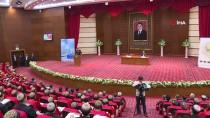 TÜRKMENISTAN - Çavuşoğlu, Türkmen Öğrencilerle Bir Araya Geldi