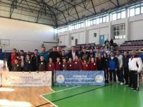 Çivril'deki Yetenek Taramasına 760 Öğrenci Katıldı