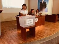 ÖĞRENCİ MECLİSİ - Çorlu Öğrenci Meclisi Seçimi Yapıldı