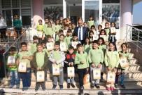 HASAN ARSLAN - Destek Kurslarına Katılan Öğrencilere Kitaplar Başkan Arslan'dan