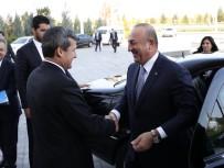 TÜRKMENISTAN - Dışişleri Bakanı Mevlüt Çavuşoğlu Açıklaması