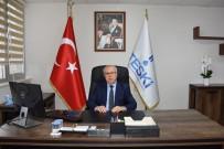 KADİR ALBAYRAK - Dr. İbrahim İçöz TESKİ Genel Müdürlüğüne Vekaleten Atandı