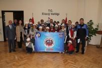 Elazığ'da 'Çocuklar İçin Çıktık Yola' Projesi
